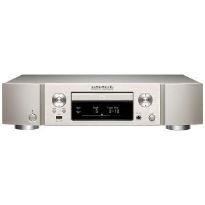 マランツ 【ハイレゾ音源対応】ネットワークCDプレーヤー ND8006/FN(シルバーゴールド)