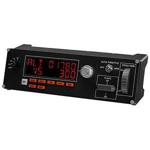 ロジクール ロジクール プロ オートパイロット コックピット シミューレーション コントローラー  GPFMLTP(送料無料)