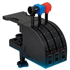 ロジクール ロジクール プロ 軸レバー シミューレーション コントローラー GPFTHQU