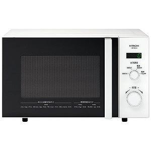 日立 【西日本専用:60Hz】 電子レンジ HMRBK220-Z6W ホワイト (送料無料)