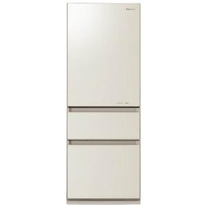 パナソニック 3ドア冷蔵庫 (315L・右開き) NR-C32HGM-N クリアシャンパン(標準設置無料)
