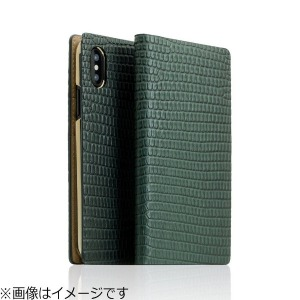ROA iPhone X用 Lizard Case グリーン SD10528I8