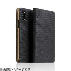 ROA iPhone X用 Lizard Case ブラック  SD10529I8(送料無料)