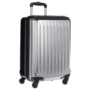 スーツケース エバウィンPCキャリー(40L) 31252N グレー(送料無料)