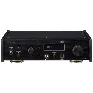 ティアック ヘッドホンアンプ UD505B(ブラ(送料無料)