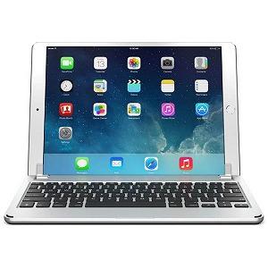 10.5インチiPad Pro用 ハードケース一体型Bluetoothキーボード BRY8001 (シルバー)