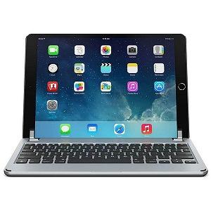 10.5インチiPad Pro用 ハードケース一体型Bluetoothキーボード BRY8002 (スペースグレイ)