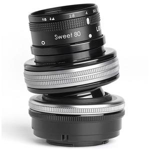 トキナー 一眼レフ用交換レンズ レンズベビー コンポーザープロII スウィート80 F2.8【ソニーEマウント】(送料無料)
