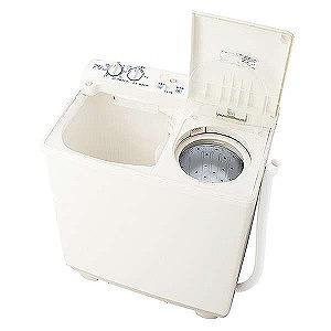 AQUA 2槽式洗濯機 (洗濯5.5kg) AQW-N551-W ホワイト(標準設置無料)