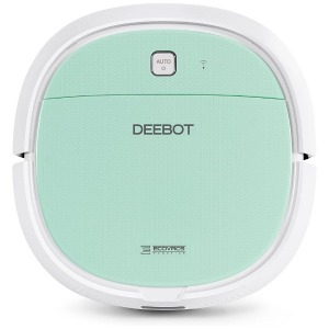 ロボット掃除機 「DEEBOT MINI 2」 DA3G ミントグリーン(送料無料)