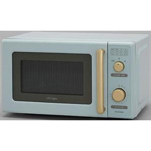 アイリスオーヤマ 電子レンジ 「ricopa(リコパ)」(17L) IMB-RT17-AA アッシュブルー