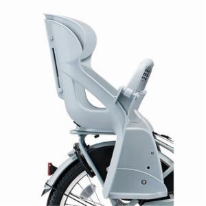 ブリヂストン bikkeシリーズ用 リヤチャイルドシート(ブルーグレー) RCS-BIK4