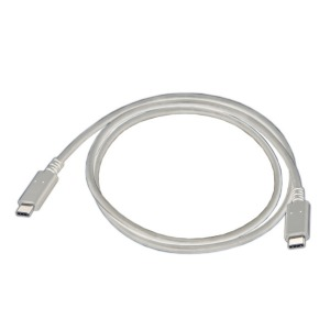 合計3 売り込み 980円以上で送料無料 更に代引き手数料も無料 GOPPA GOPPA 1.8m USB-C 即日出荷 2.0ケーブル ホワイト E22006WHT ⇔ 転送 充電