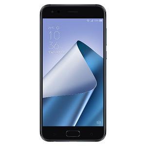ASUS SIMフリースマートフォン ZenFone 4 カスタマイズモデル ZE554KLBK64S4I ブラック