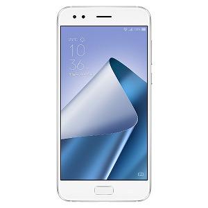 ASUS SIMフリースマートフォン ZenFone 4 カスタマイズモデル ZE554KLWH64S4I ホワイト