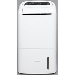 アイリスオーヤマ 空気清浄機能付除湿機 (~30畳) DCE-120-2 ホワイト