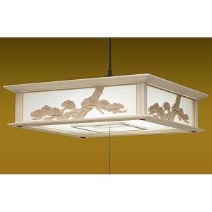 瀧住電機工業 LED和風ペンダントライト(~12畳) RVM12048 昼光色
