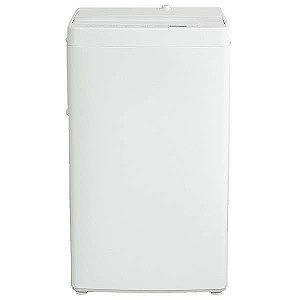 アマダナタグレーベル 「amadana TAG label」全自動洗濯機(5.5kg) AT-WM55(WH)(標準設置無料)