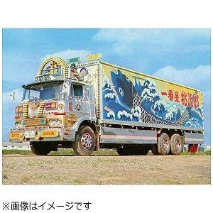 青島文化 1/32 トラック野郎 No.8 一番星 望郷一番星