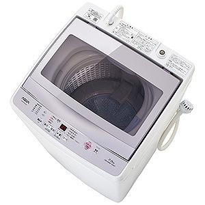 AQUA 全自動洗濯機 (洗濯7.0kg) AQW-GP70F-W ホワイト(標準設置無料)