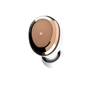 ブルートゥースイヤホン カナル型 OVAL(ホワイト) OVAL-WHITE [Bluetooth対応 /マイク対応 /防滴 /Bluetooth](送料無料)