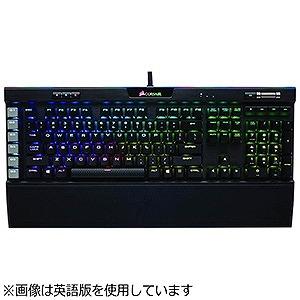 コルセア 有線ゲーミングキーボード K95 RGB PLATINUM RAPIDFIRE CH-9127014-JP