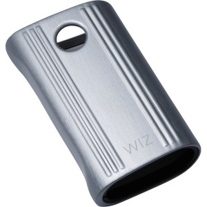 DEFF 電子タバコglo用アルミ製ジャケットケース 「Aluminum Case for glo」 WAC-GLOGR2 グラファイト