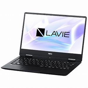 NEC LAVIE Note Mobile 12.5型ノートPC PC-NM350KAB パールブラック