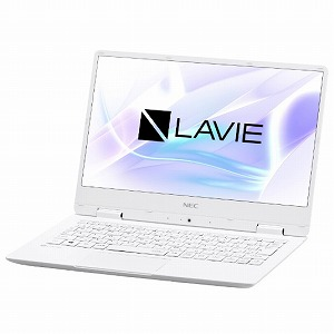 NEC LAVIE Note Mobile 12.5型ノートPC PC-NM150KAW パールホワイト(送料無料)