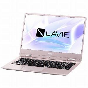 NEC LAVIE Note Mobile 12.5型ノートPC PC-NM150KAG メタリックピンク(送料無料)