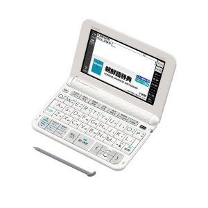 CASIO 電子辞書「エクスワード(EX-word)」(韓国語モデル・100コンテンツ搭載) XD-Z7600(送料無料)
