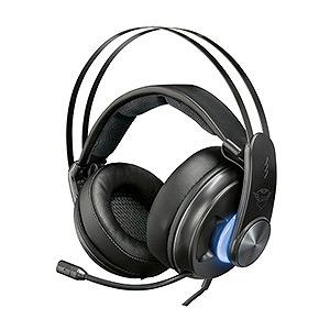 有線ゲーミングヘッドセット GXT 383 Dion 7.1 Bass Vibration Headset  22055 [USB]