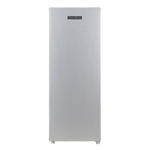 ハイアール 1ドア冷凍庫 (153L) JF-NUF153A-S シルバー(標準設置無料)