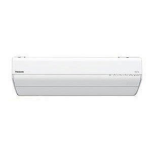 パナソニック ルームエアコン「おもに18畳(暖房15~18畳 冷房15~23畳)」 CS-GX568C2-W(標準取付工事費込)