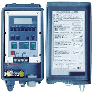 CKD 自動散水制御機器 コントローラ RSC1WP