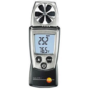 テストー ポケットラインベーン式風速計 TESTO410-1 TESTO4101