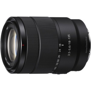 ソニー 交換レンズ E 18-135mm F3.5-5.6 OSS【ソニーEマウント(APS-C用)】 SEL18135(送料無料)
