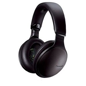 パナソニック ブルートゥースヘッドホン (ハイレゾ対応 /Bluetooth /ノイズキャンセル対応) RP-HD600N-K ブラック