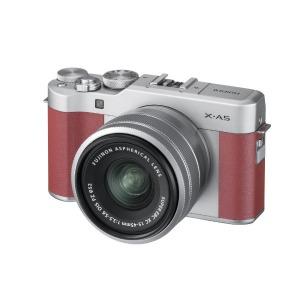 富士フィルム ミラーレス一眼カメラ (レンズキット) X-A5 ピンク