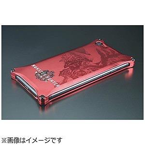 ギルドデザイン モンスターハンターワールドソリッドケース for iPhone8/7 GIMON2(レット