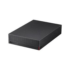 バッファロー 外付HDD 2TB[USB3.1] パソコン & テレビ録画用 HD-LDU3-Aシリーズ HDLD2.0U3BKA ブラック(送料無料)
