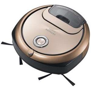 日立 ロボット掃除機 「minimaru(ミニマル)」 RV-EX20-N ディープシャンパン