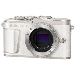 オリンパス ミラーレス一眼カメラ ボディ(レンズ別売) E-PL9(ホワイト)
