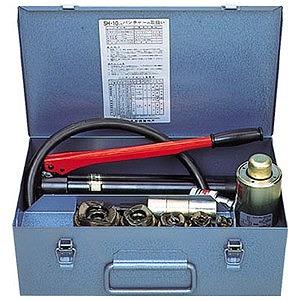 IZUMI 手動油圧式パンチャ SH101BP
