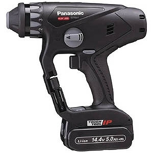 パナソニック Panasonic 充電マルチハンマードリル 14.4V 5.0Ah 黒 EZ78A1LJ2F-B