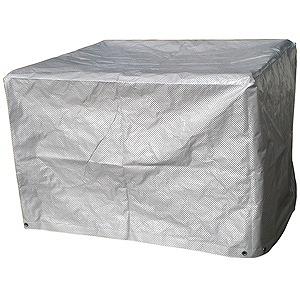 トラスコ中山 TRUSCO スーパー遮熱パレットカバー1500X1500XH1300 TPSS-15A