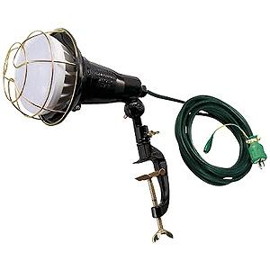 トラスコ中山 TRUSCO LED投光器 20W 5m ポッキンプラグ付 RTL-205EP