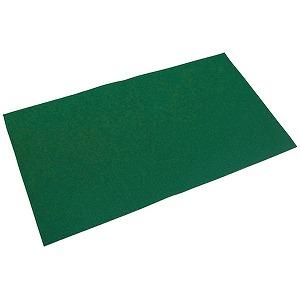 トラスコ中山 TRUSCO オイルキャッチャーマット 緑 フィルム付 500X900 10枚入 TOCF-5090-10