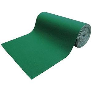 トラスコ中山 TRUSCO 吸油・吸水ロールマット 緑 フィルム付 幅900mmx25m TFGN-F-925