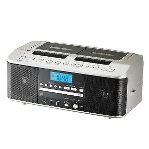 東芝 CDラジカセ(ラジオ+CD+カセットテープ) TY-CDW99(N) サテンゴールド [ワイドFM対応](送料無料)